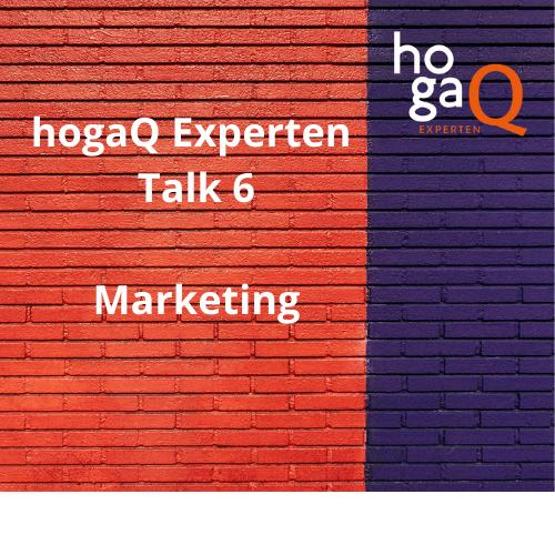 6. Experten Talk – Marketing